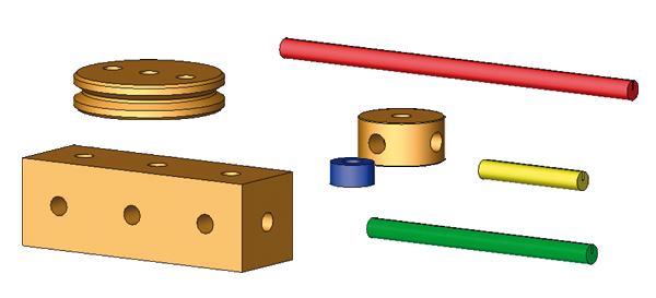 Einzelteile / Ersatzteile