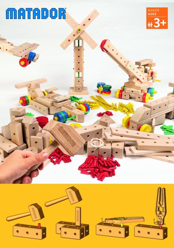 Building instruction Maker M263