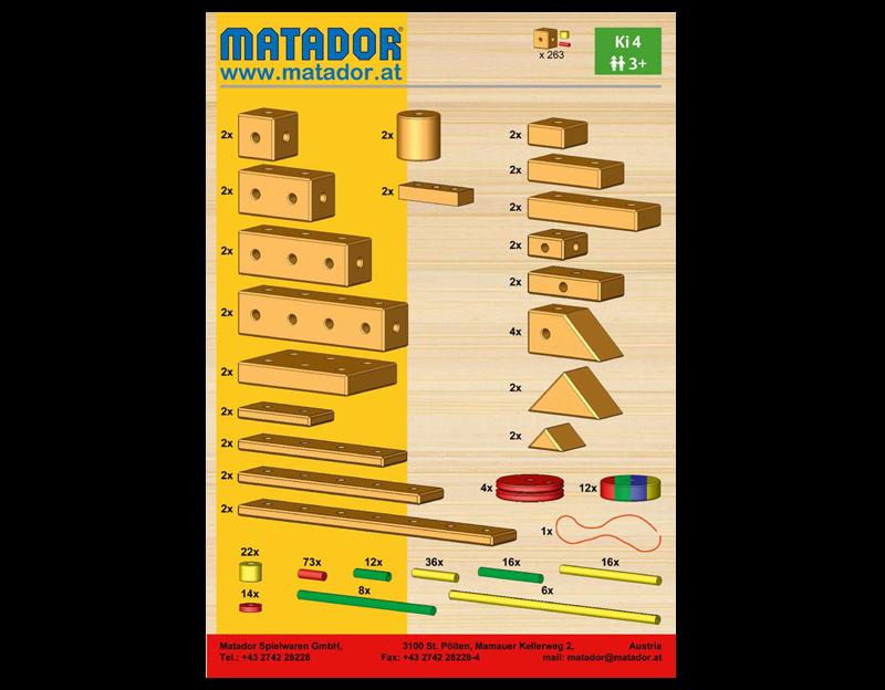 Bauanleitung Maker M400