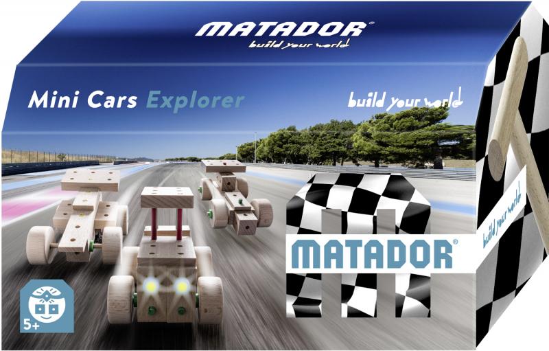 Matador Mini Cars, from 5 years