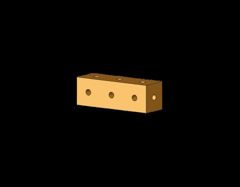 3er block