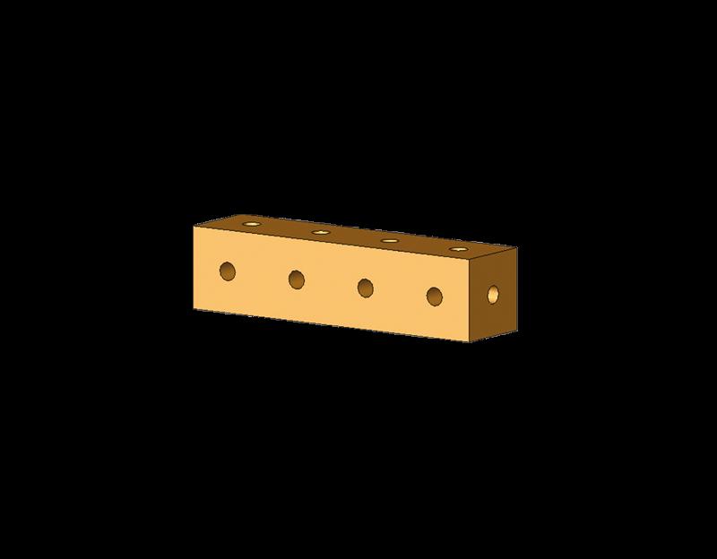 4er block