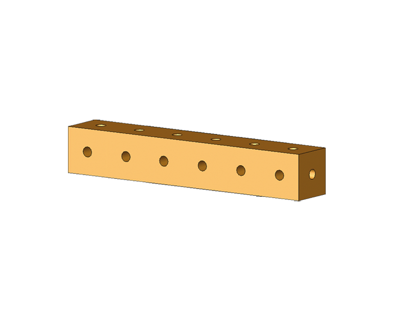 6er block