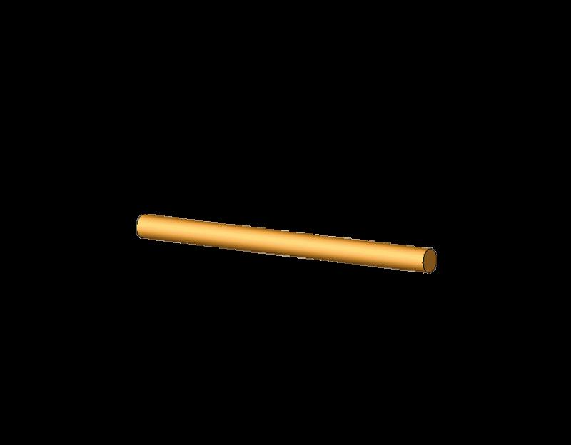 60mm lange Achsen
