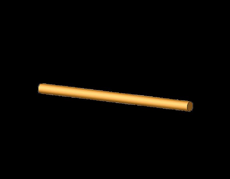 80mm lange Achsen
