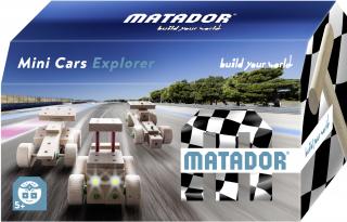 Matador Mini Cars, ab 5 Jahren